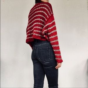 Free People Tops - Free People Over Easy Sweater